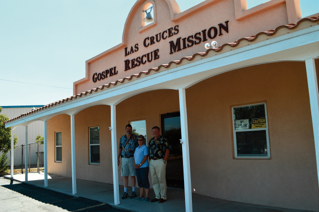picture of Las Cruces Gospel Rescue Mission