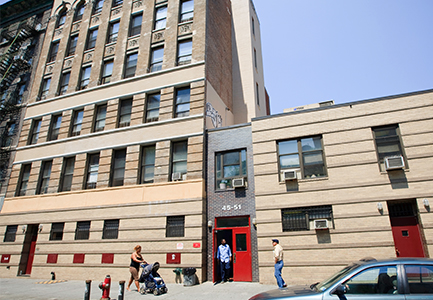 picture of The Bowery Mission Men's Center on Avenue D