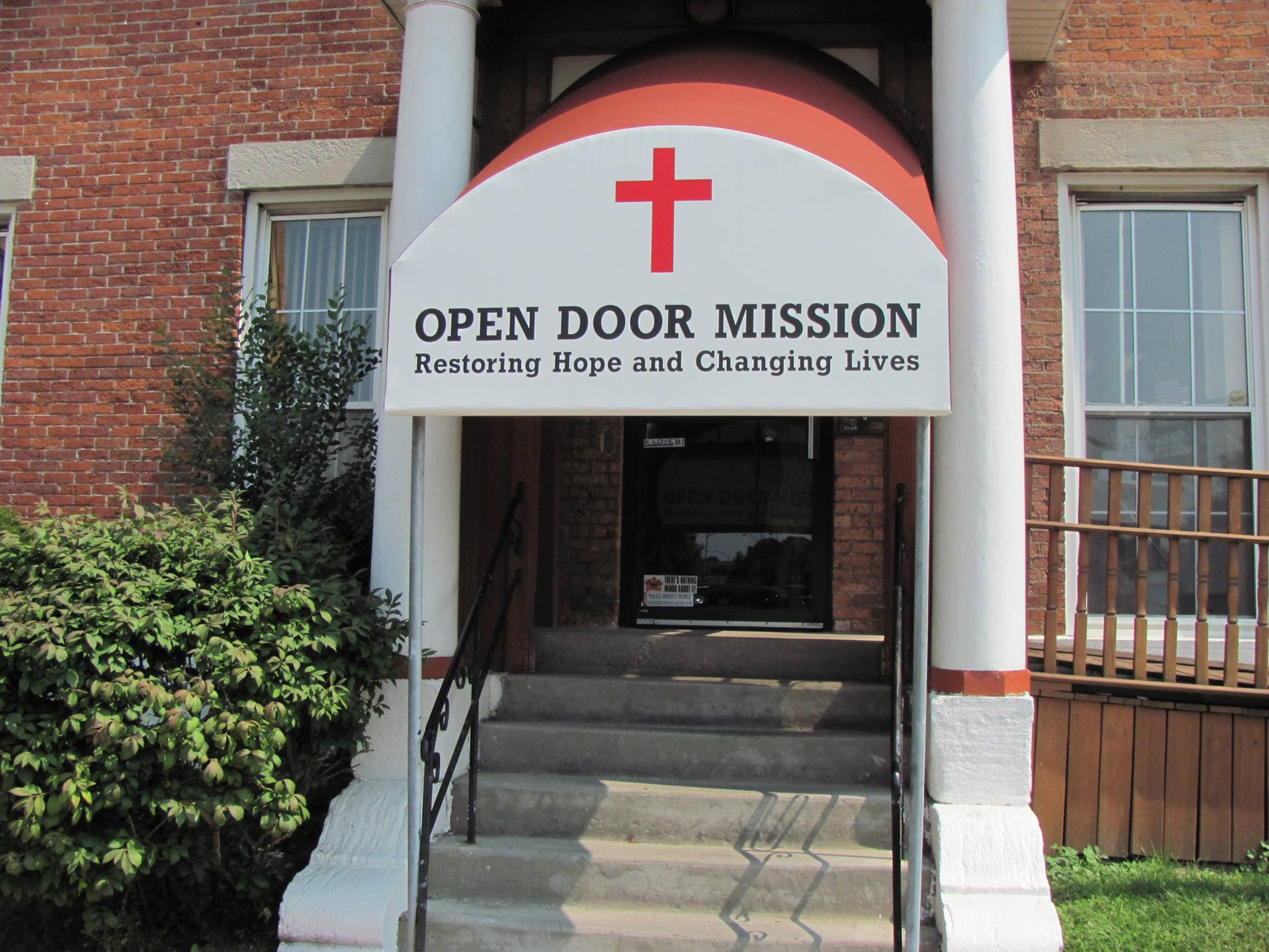 picture of Open Door Mission - Emergency Shelter (for Men) & Open Door Mission - Emergency Shelter (for Men) Emergency shelter ...