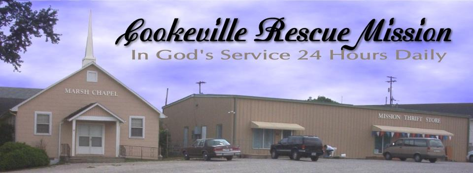 picture of Cookeville Rescue Mission - Temporary Emergency Shelter