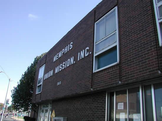 picture of Memphis Union Mission - Men's Emergency Shelter