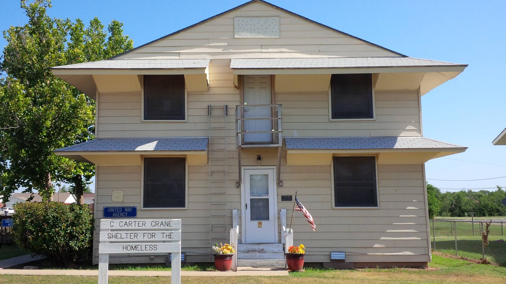 picture of Carter Crane Emergency Homeless Shelter