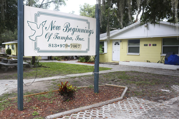 picture of New Beginnings of Tampa Halfway House and Homeless Shelter