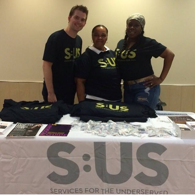 picture of Services for the UnderServed (SUS)