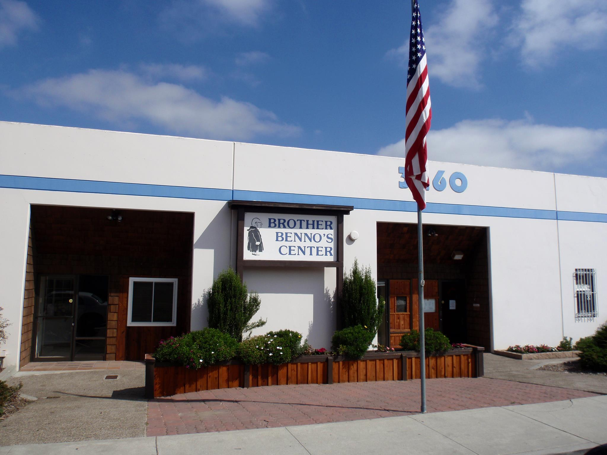 picture of Brother Benno's Center Oceanside