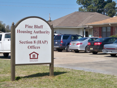picture of Pine Bluff Housing Authority Pine Bluff