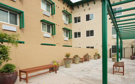 picture of Family Supportive Housing San Jose