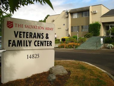 picture of Salvation Army Beaverton Veterans and Family Center