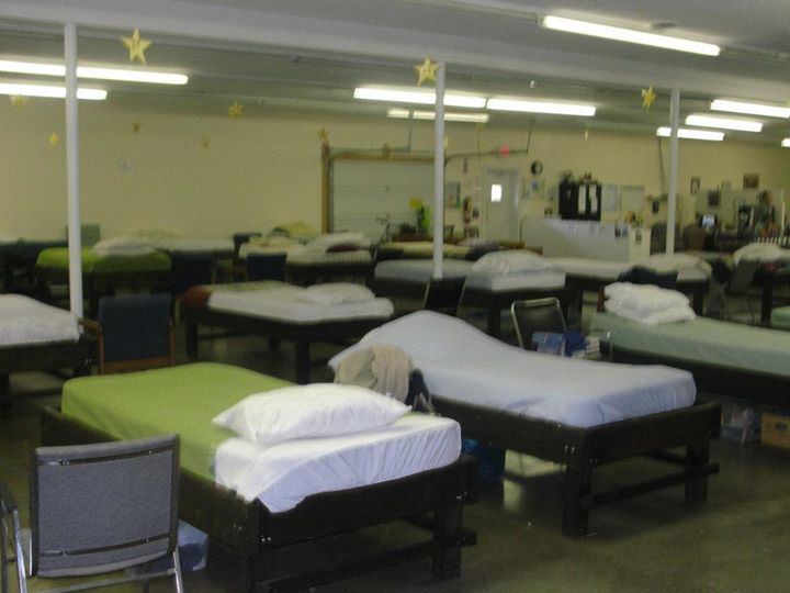 picture of St. Benedict's Homeless Shelter