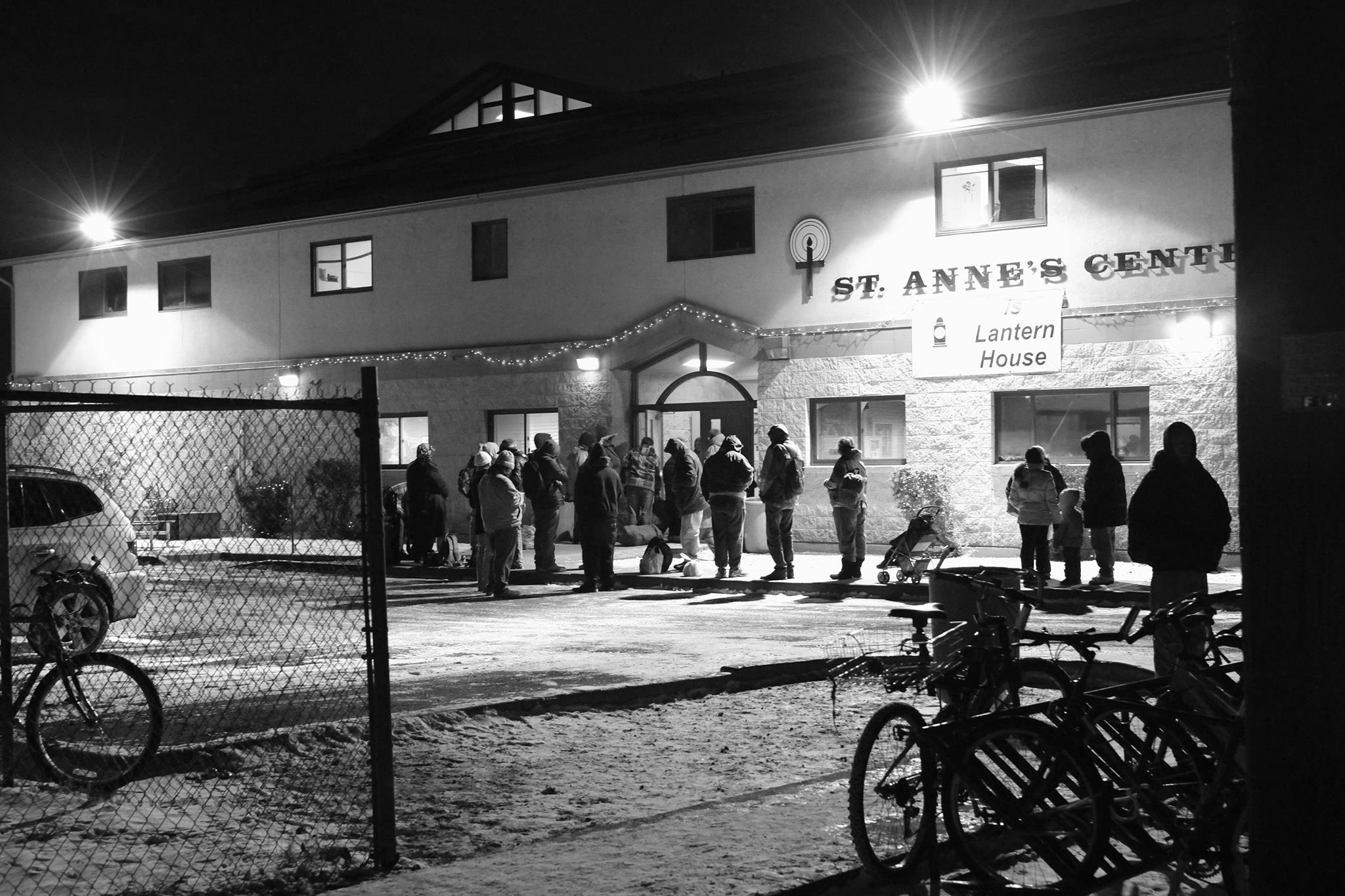 picture of St. Anne's Center Homeless Shelter