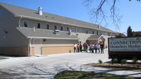 picture of Connection Homeless Shelter