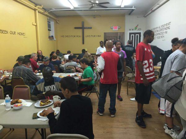 picture of City Light Homeless Program