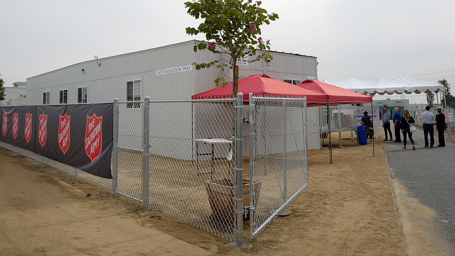 picture of Anaheim Emergency Shelter