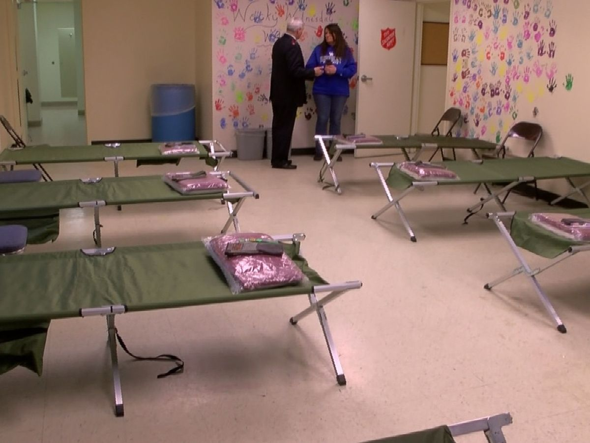 picture of Salvation Army Madisonville Shelter